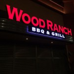 LAでおいしいリブ:Wood Ranch